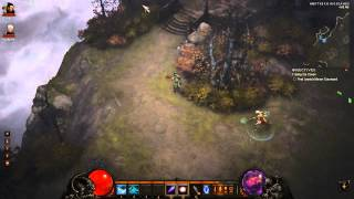 Diablo 3 gameplay walkthrough HD Dual Commentary - Part 10 - Trailing the Coven