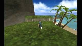 Carmen Sandiego: Secret of the Stolen Drums (GameCube) - Rotorua Level 1