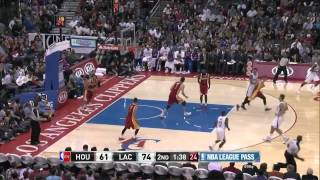 Chris Paul amazing night 23 points 17 assists vs Houston Rockets full highlights 11/05/2013 HD