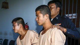 Todesstrafe nach Doppelmord in Thailand