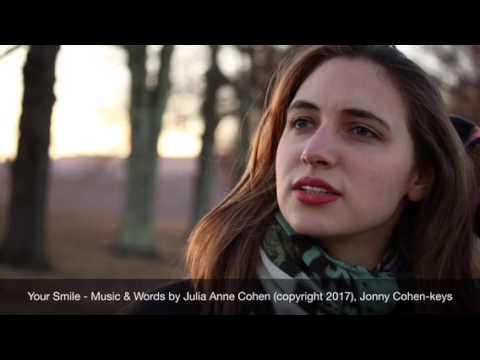 Smile Promo by Julia Anne Cohen