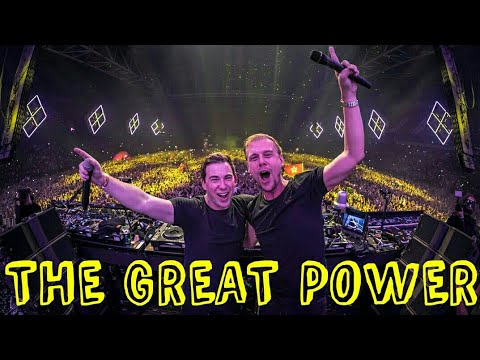 GREAT SPIRIT vs POWER [ Armin × Hardwell × KSHMR × Vini Vici ] Live @ AMF 2017