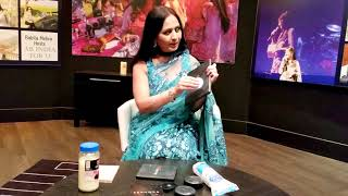 Lifestyle Hack | cleaning your makeup palettes with Babita Mehra