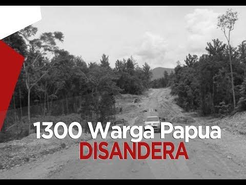 Alasan Inilah Dibalik 1300 Warga Papua Disekap