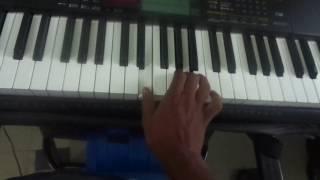 Unnattundi gunde from Ninnu kori Piano Karaoke