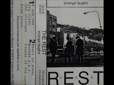 c0be13da328 The Rest - Strange Laughs (Italy 1989, Post-Punk/Alternative Rock/Lo-Fi  Shoegaze) - Full Tape