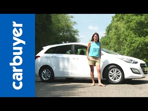 Hyundai i30 Tourer 2016 - Carbuyer