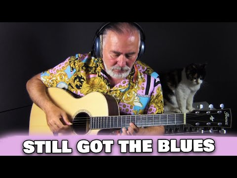 Still Got The Blues | Gary Moore | Solo Acoustic Guitar
