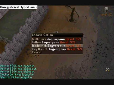 Runescape - Elemental Chaos Boss Fight