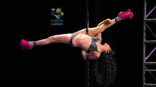 Florida Pole Fitness Championship 2014 -Nadia Sharif - Judge