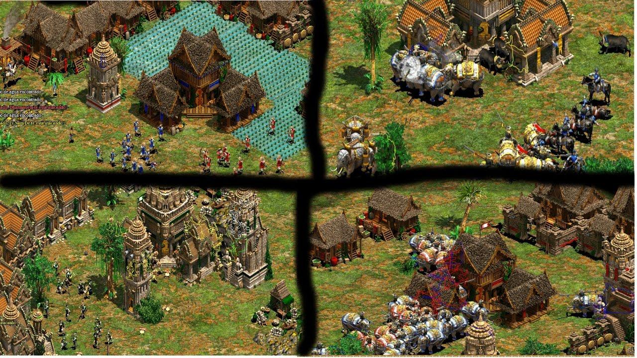 AGE OF EMPIRES 2 HD RISE OF THE RAJAS NUEVA EXPANSIÓN O DLC