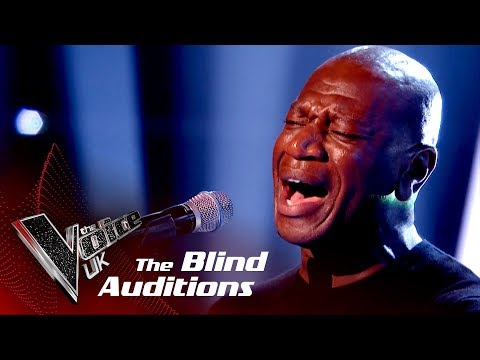 Wayne Ellington Performs 'We Were Raised Under Grey Skies': Blind Auditions | The Voice UK 2018