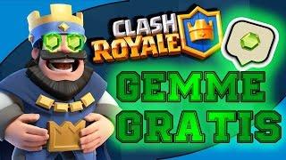 Come Ottenere GEMME GRATIS su Clash Royale ! AVERE GEMME INFINITE !!!