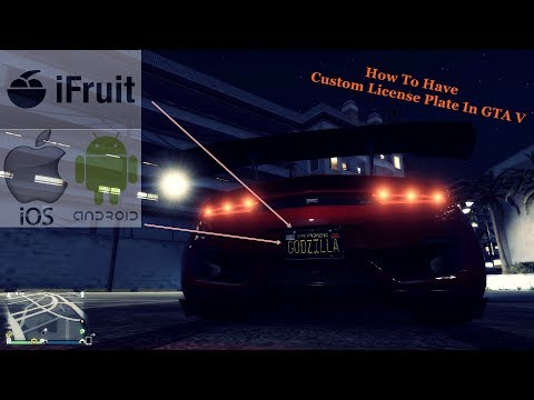 how to download ifruit app in gta 5 ps4