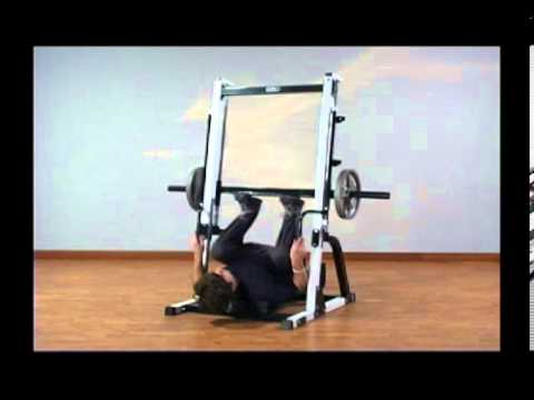 yukon leg press machine