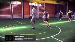FIFA Street 4 - Финты и обводки: видео урок.
