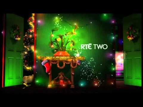 RTE Two: Christmas ident 2010 - YouTube
