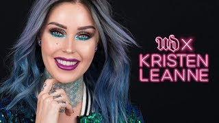 Kristen Leanne x Urban Decay Makeup Collection!!!!