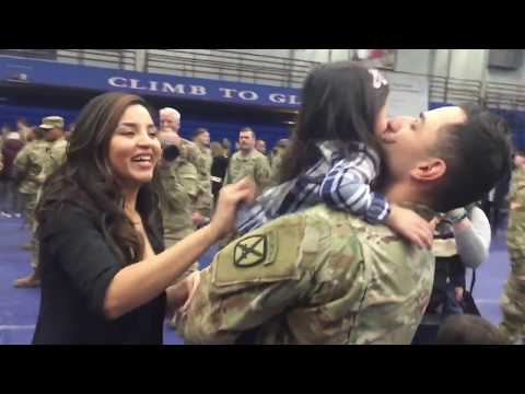 Fort Drum soldiers return from Cameroon deployment