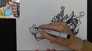 Drawing with Peter Draws: Drawing and Thoughts on Artmaking