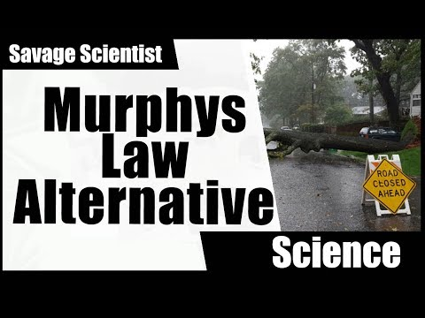 SVLOG Fundamental Theory of Situations the Ghetto alternative to Murphy's law Explained by a Savage