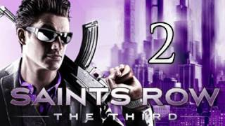 Saints Row 3 the Third Walkthrough - Part 2 I