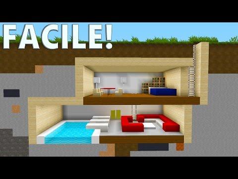 TUTO BUNKER ULTRA SÉCURISÉ À 2 ÉTAGES ! | Minecraft