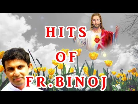 Hits of Fr.binoj mulavarickal | christian devotional songs malayalam