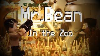 Mr.Bean - In the Zoo [LEGO Brick-film]
