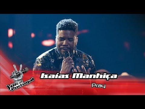 "Isaías Manhiça - ""Pray"" | Gala | The Voice Portugal"