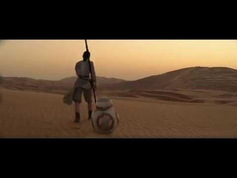 Star Wars: El Despertar de la Fuerza – Tráiler Oficial