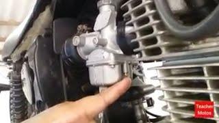 Sua motocicleta está com baixo desempenho ou falhando? o problema pode ser um desses itens citados! thumbnail