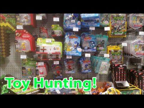 ToysRus Toy Hunt: World Of Nintendo, Sonic Boom, And Pokemon!