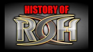 The History of RING of HONOR