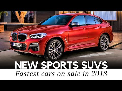 10 Compact SUV Cars with Best Sports Performance (Review of 2018 Models)