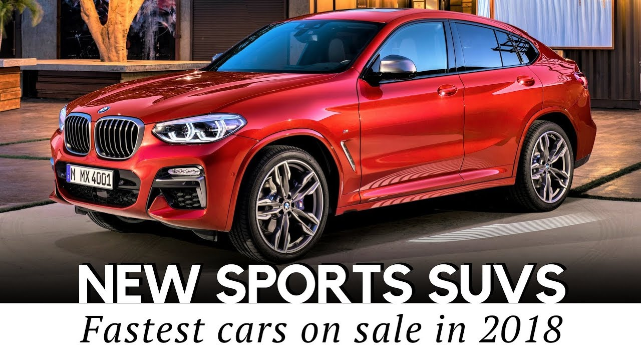 10 Compact Suv Cars With Best Sports Performance Review Of 2018 Models
