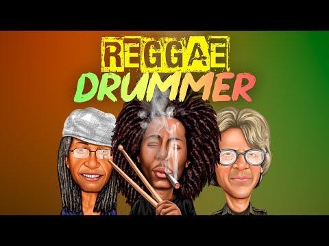 Reggae Drummer for iOS - iPad - iPhone mp3