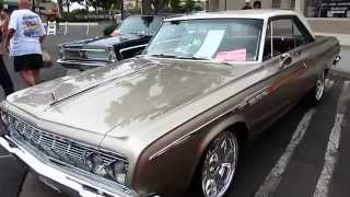 Awesome 1964 Plymouth Fury  Aug. 3, 2014