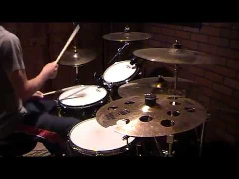 Gage Pine - Foo Fighters - Disenchanted Lullaby (Drum Cover)