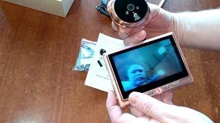 дверной видеоглазок SAFUL с Алиэкспресс