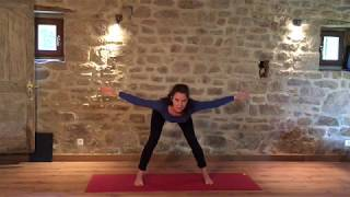 asanas extension