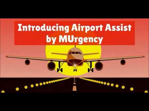 ELDERLY Airport Assistance| Meet & Greet | VIP | Fast Track | Ground
