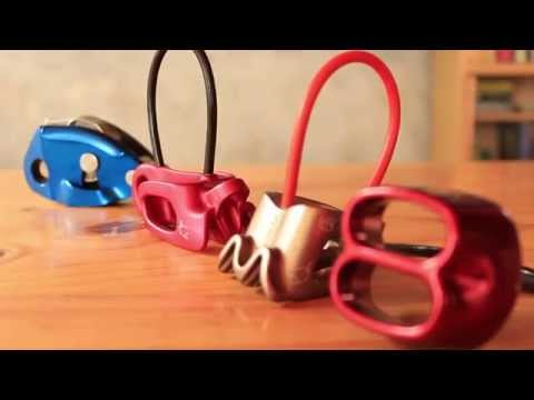 Climbing Gear: Different Types Of Belay Devices