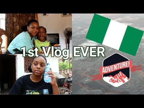 |1st VLOG EVER| My trip to Nigeria & Germany +MORE