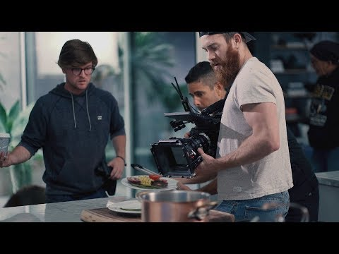 Shooting A National Commercial! Cinematography Breakdown