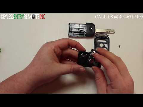 How To Replace An Acura MDX Key Fob Battery 2007 – 2013