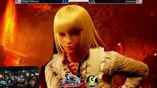Download Mp3 Ban|p Wizard  Lili  Vs Liviathan  Heihachi