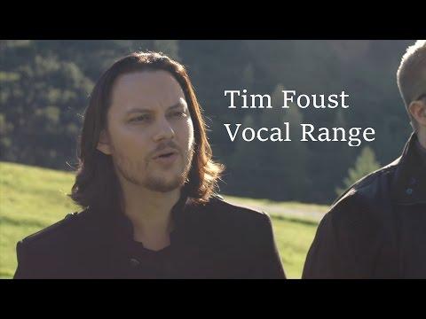 Tim Foust Vocal Range (A0-A5) HD