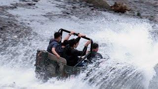 Serunya Bermain Mobil Offroad di Wisata Offroad Merapi Jogja (Merapi Offroad Lava Tour)