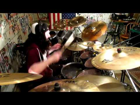 Glen Monturi - All Nightmare Long (Metallica Drum Cover)